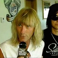 KIX - Eddie Trunk Interview Rocklahoma 2009